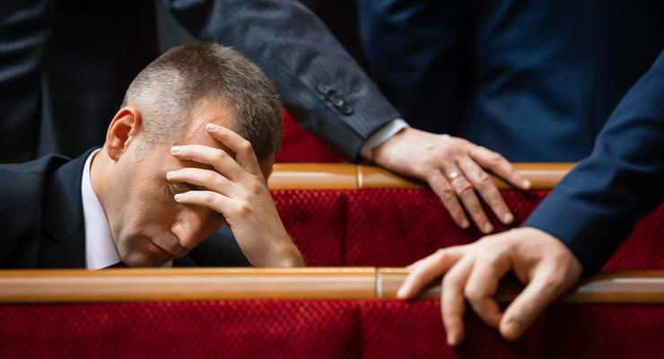Депутаты оставили себя без повышения зарплаты