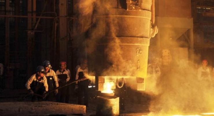 Украина осталась в топ-10 производителей стали