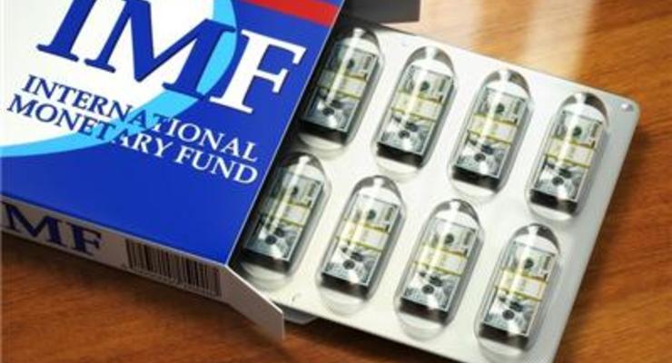 Долг Нацбанка перед МВФ составляет около 10 миллиардов долларов