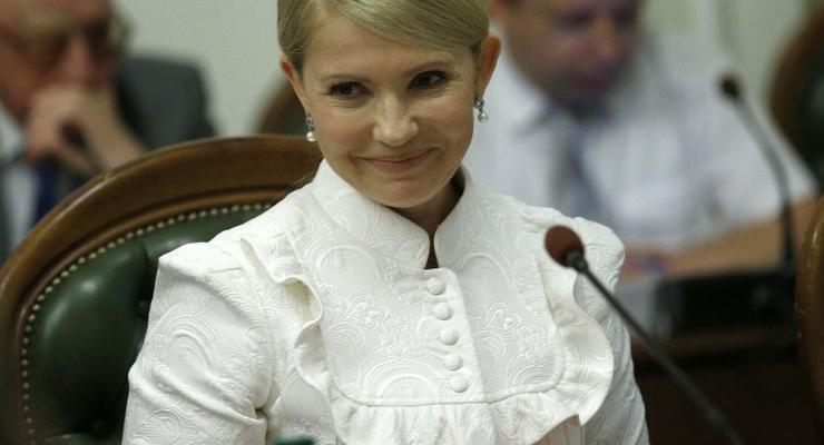 Тимошенко сделала заявление по газовым контрактам 2009 года