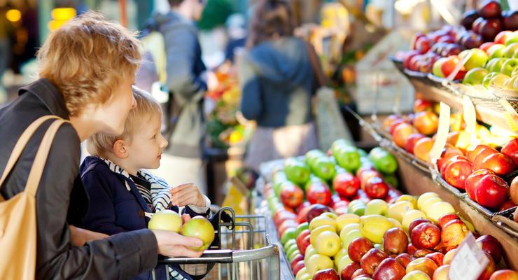 Украинцам хотят выдавать субсидию на продукты