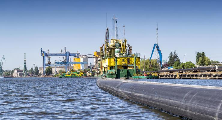 В Европе построят подводный газопровод взамен российскому