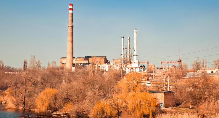 В Украине остановила работу четвертая ТЭС