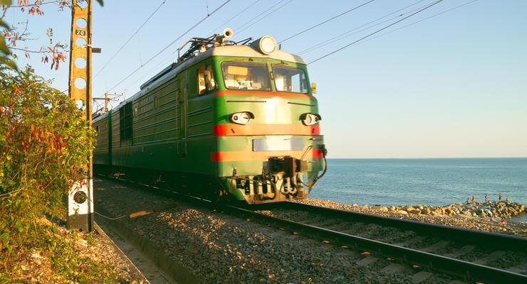 Стала известна схема маршрута поезда в Иран