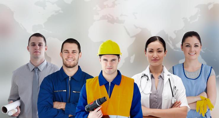 Какие профессии востребованы на рынке труда Украины