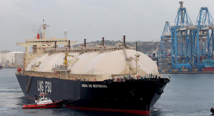 США не будет ограничивать поставки сжиженного газа в Китай