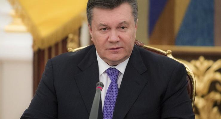 Сотни миллионов долларов чиновников Януковича заблокированы