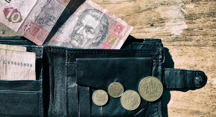 Задолженность по зарплате в Украине увеличилась