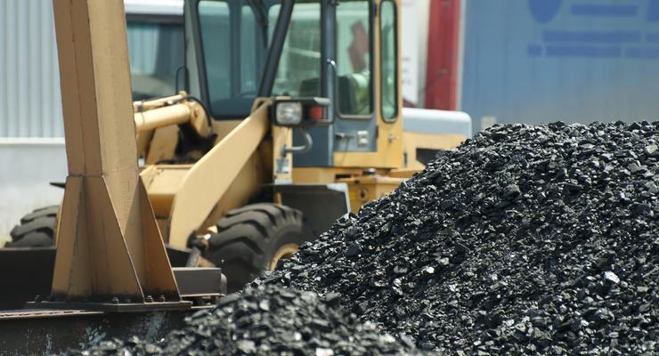 В Украину поступило 800 тысяч тонн угля из РФ - СМИ