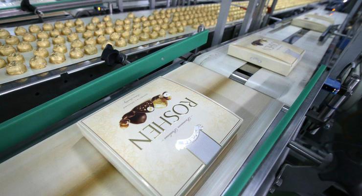 В Roshen завершили консервацию Липецкой фабрики