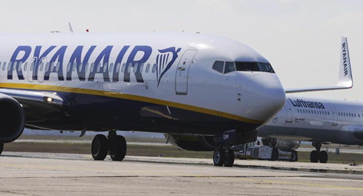 Ryanair отменяет выход на украинский рынок из-за Борисполя