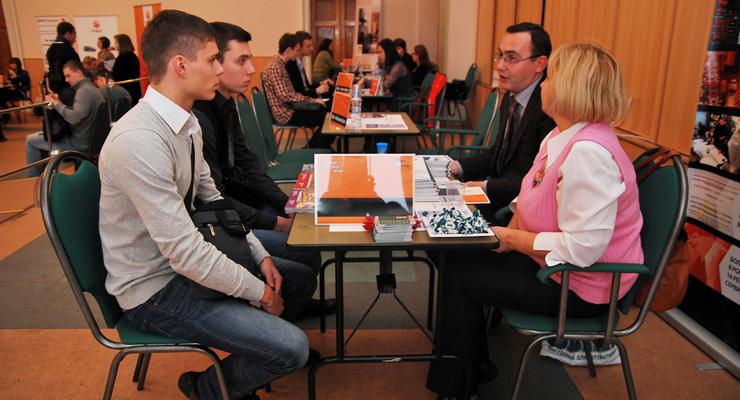 Какая ситуация с безработицей в Украине