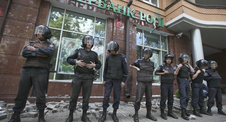 Нацбанк отказал российским бизнесменам в покупке Сбербанка