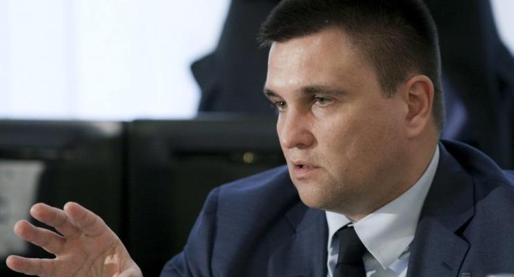 После рукопожатия с россиянами пересчитайте свои пальцы - Климкин