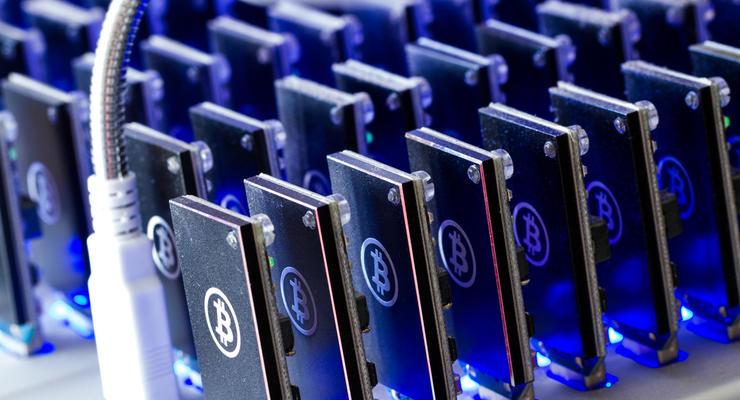 В Украине разоблачили незаконную фабрику Bitcoin