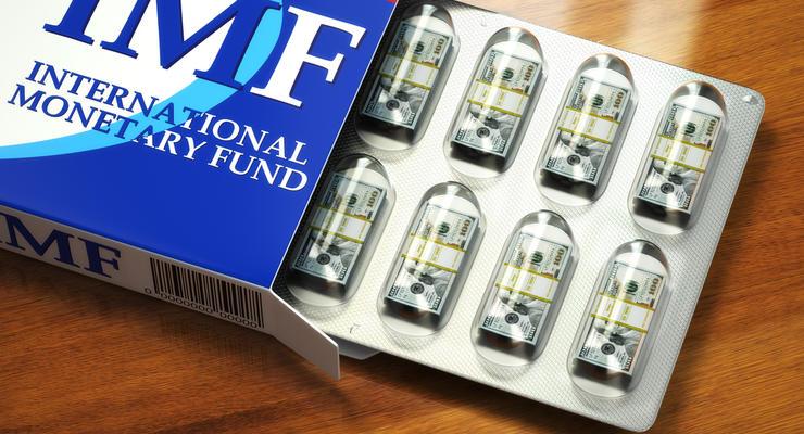 В МВФ не определились, когда в Украину будет отправлена оценочная миссия