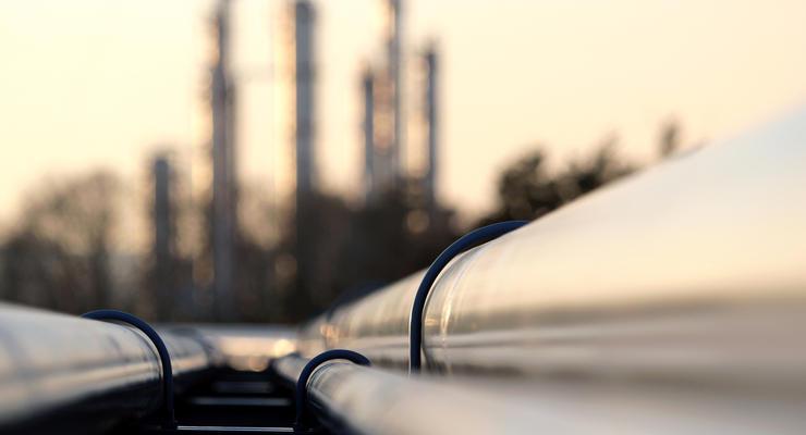 Украина открыла сезон закачки газа в хранилища