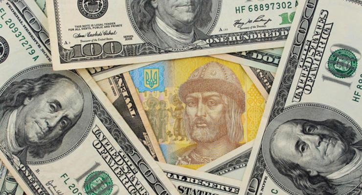 Курс валют на 25 апреля: НБУ ослабил гривну