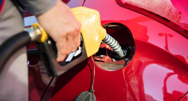 В Украине снова повысили цены на бензин и дизтопливо