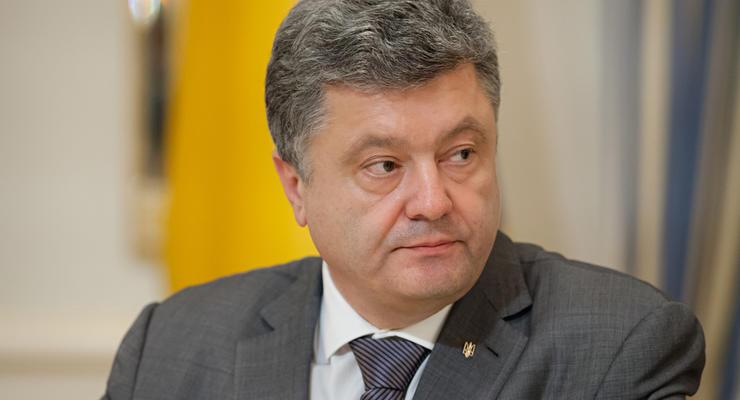 Порошенко получил почти миллион гривен процентов в банке МИБ