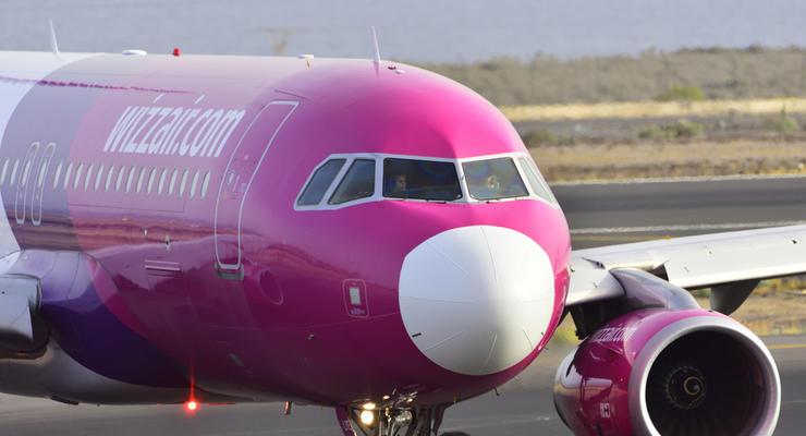Wizz Air анонсировал рейс из Харькова в Лондон
