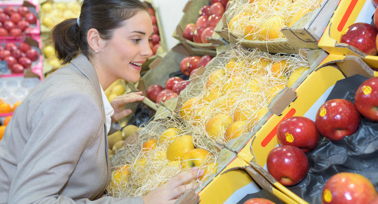 Украина установила рекорд по экспорту яблок