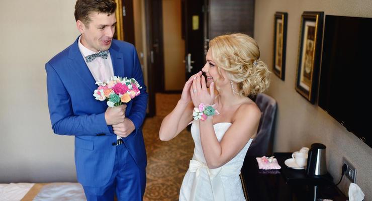 Сколько стоит сыграть свадьбу в Украине