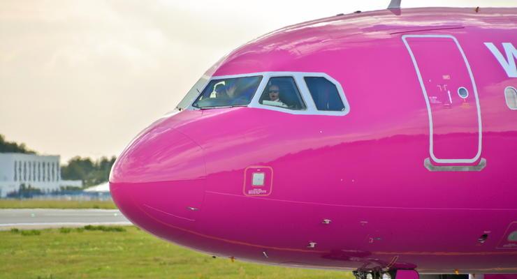 WizzAir увеличит число посадочных мест на украинских рейсах на 45%