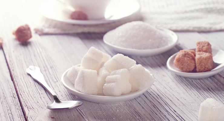 Украина сократила экспорт сахара