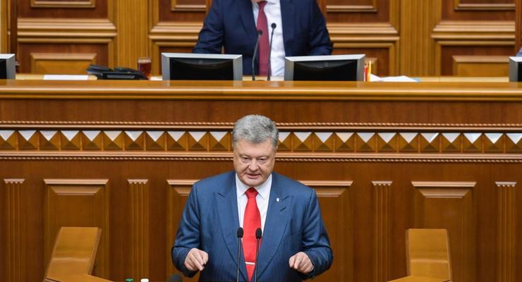 Железного занавеса не будет: Порошенко призвал повысить украинцам зарплаты