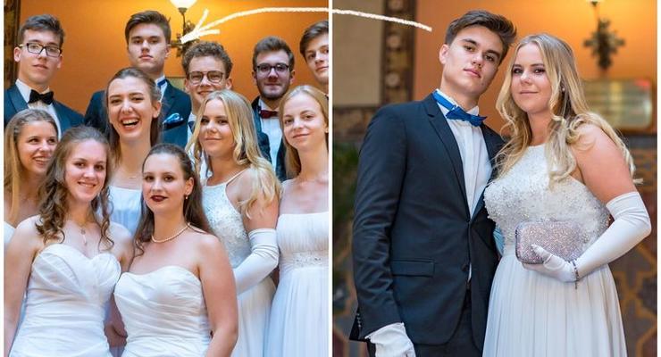 Как сын Омеляна отметил выпускной в Австрии