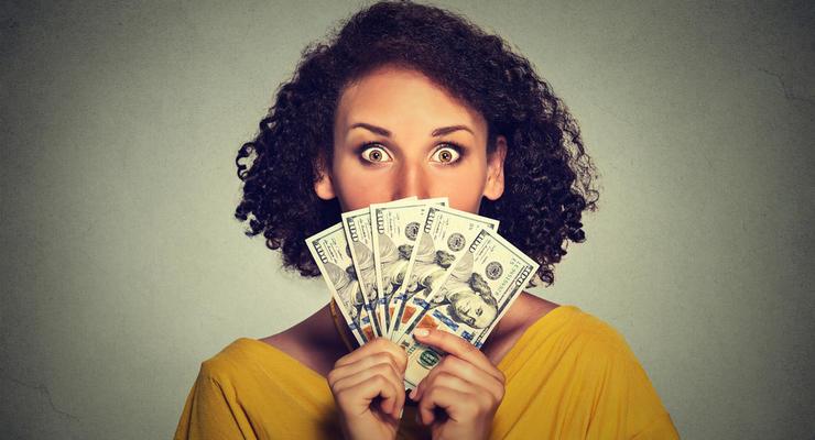 Курс доллара на 23 октября снизился