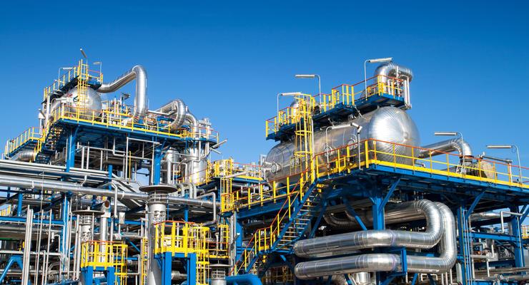 Украина закупила газа на 1,9 миллиарда долларов