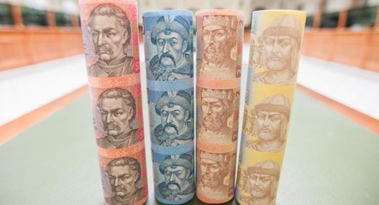 Нацбанк утилизировал банкнот на 34 млрд гривен
