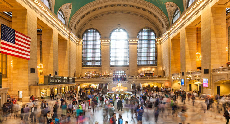 Вокзал в Нью-Йорке продадут за 35 млн долларов
