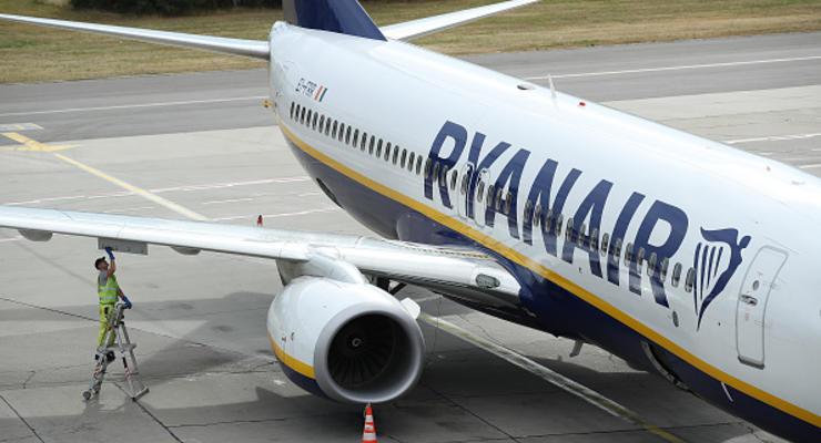 В Ryanair рассказали о планах расширения в Украине