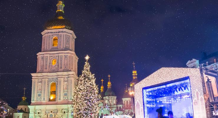 Какой будет главная елка Украины на Новый год-2019