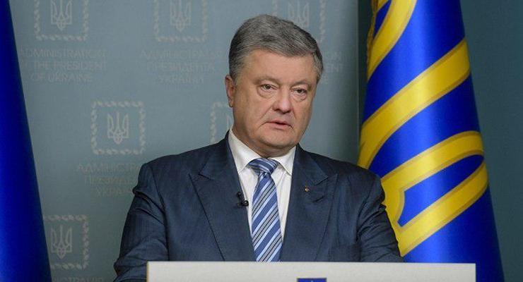 За год Порошенко заработал 188 млн гривен – СМИ