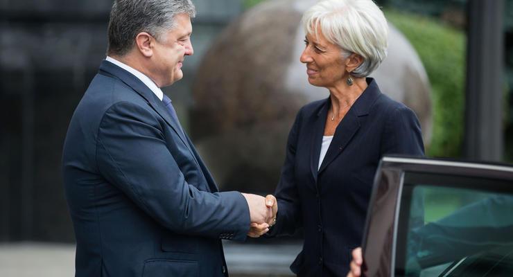 МВФ поставили новые условия программы stand-by для Украины