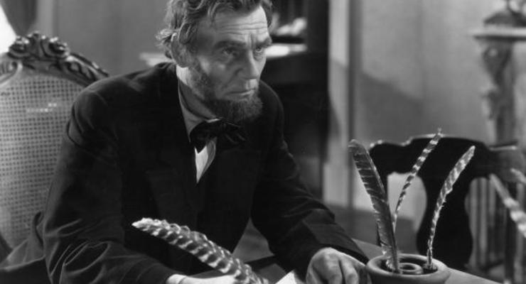 Письмо Линкольна 155-летней давности продали за 60 тысяч долларов