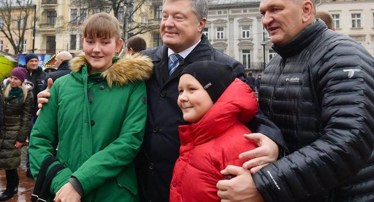 Порошенко уплатил в государственную казну 60 млн грн налогов