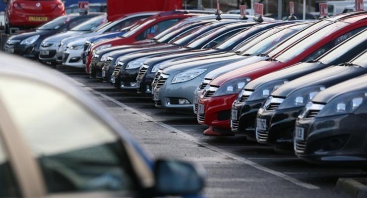 В Украину ввезли авто на $2 миллиарда