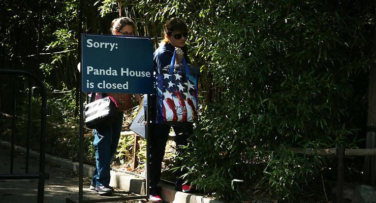 В США продолжается шатдаун: 20 музеев и зоопарк пришлось закрыть