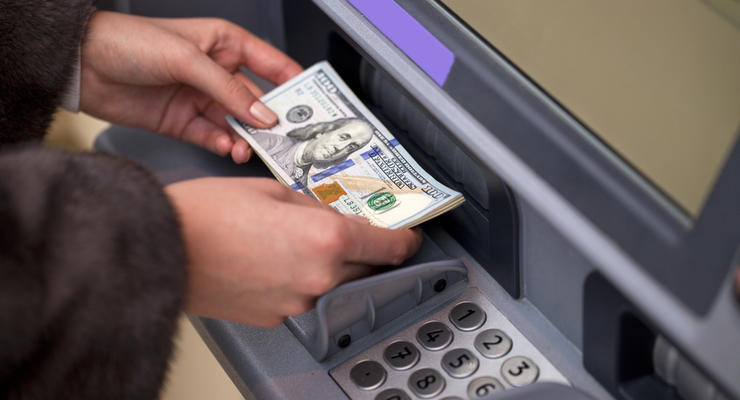 В банкоматах и терминалах теперь можно поменять валюту