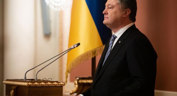 Порошенко обозначил экономический рост Украины и ожидает инвестиций