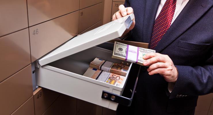 ТОП-10 самых доходных банков по депозитам в гривне и долларах: Инфографика