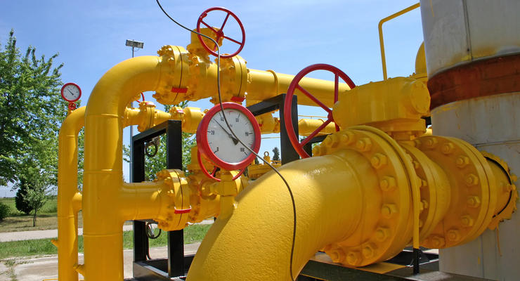 Добыча газа в Украине за год незначительно выросла: Инфографика