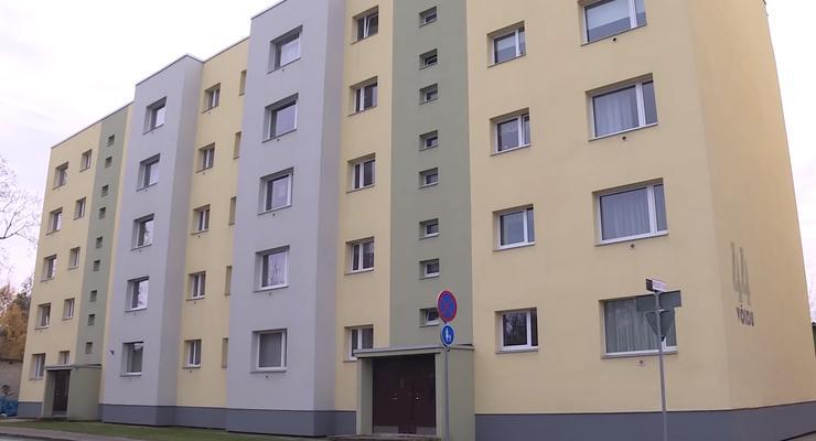 """Пример для подражания: В Эстонии модернизировали """"хрущевки"""" - видео"""