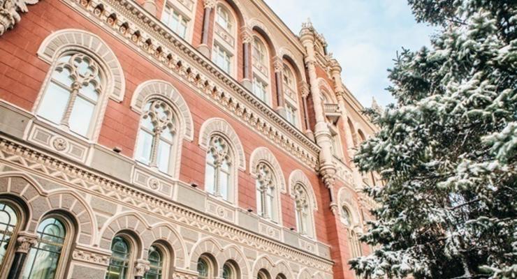 В Украине в январе сократилась денежная база