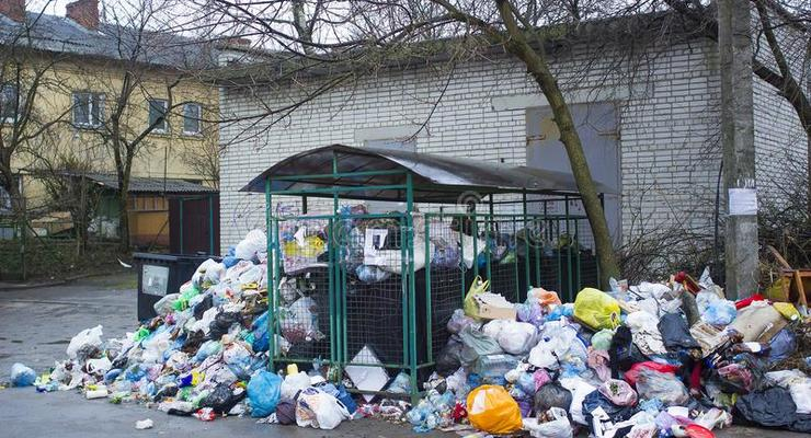 """""""Грязные"""" деньги: Как украинцы зарабатывают на мусоре"""